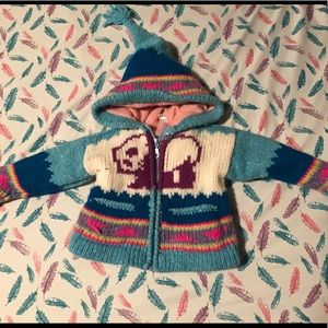 Other - Heavy wool toddler sweater